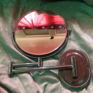 Extendable beauty mirror